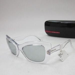 Prada SPS 19M 2AZ-4Q1 Women's Sunglasses/OLE